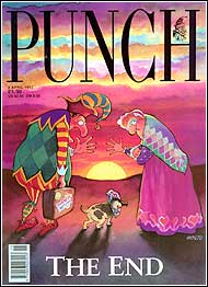 This image has an empty alt attribute; its file name is punch_final_issue.jpg